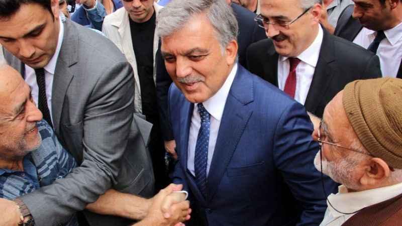 Abdullah Gül'den Kuzey Irak açıklaması