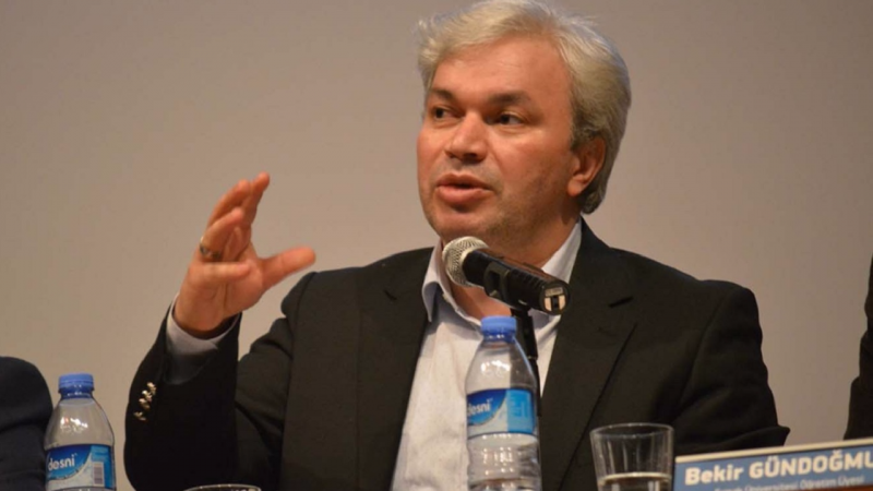 Milli Gazete Genel Yayın Yönetmeni Mustafa Kurdaş kimdir