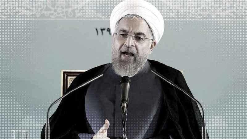"""İran Cumhurbaşkanı Ruhani: Tüm ülke """"kırmızı bölge"""" kategorisinde"""