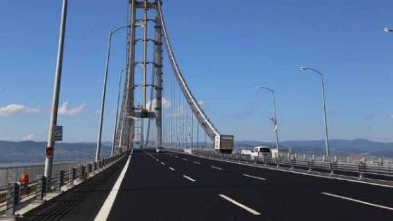 İbrahim Kahveci: Köprünün maliyeti 1.7 milyar, 13 milyar dolar garanti