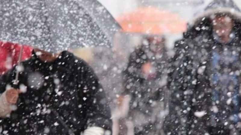 20 Şubat hava durumu: Çığ Tehlikesine Dikkat!