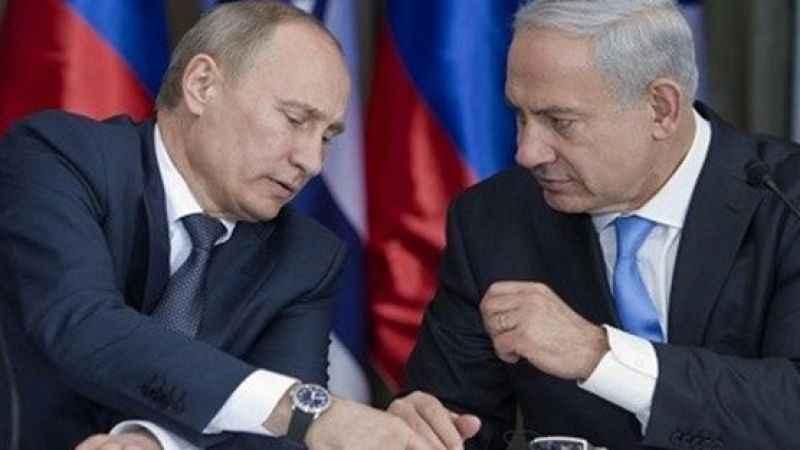 Putin ile Netanyahu telefonda Kerkük'ü görüştü