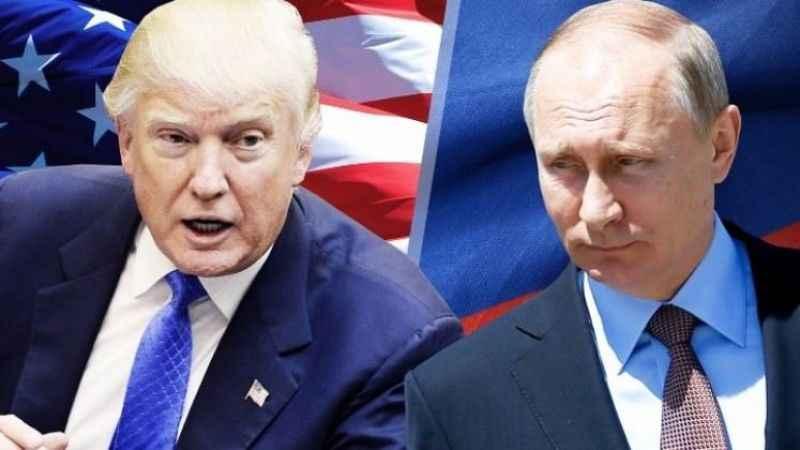 Putin'den ilginç çıkış! Trump'a tam destek