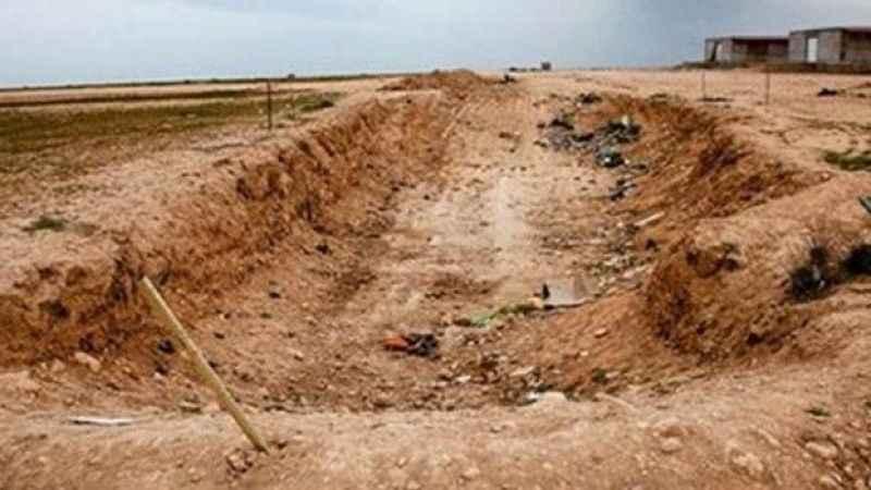 Kerkükte asker ve polis cesetlerinin yer aldığı toplu mezar bulundu 66