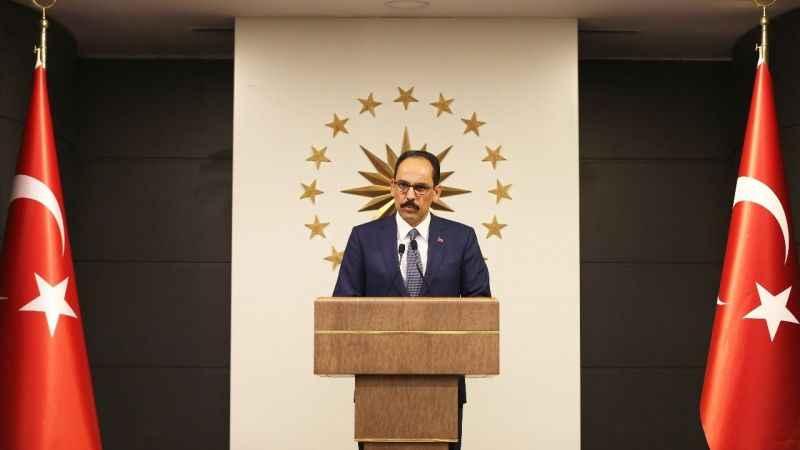 İbrahim Kalın açıkladı: Erdoğan, Barzani ile görüşecek mi?