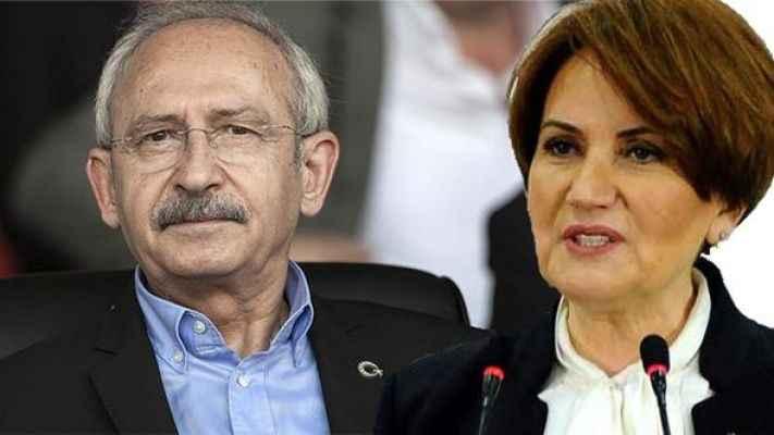Meral Akşener'den, Kılıçdaroğlu'nun cumhurbaşkanlığı adaylığı yorumu