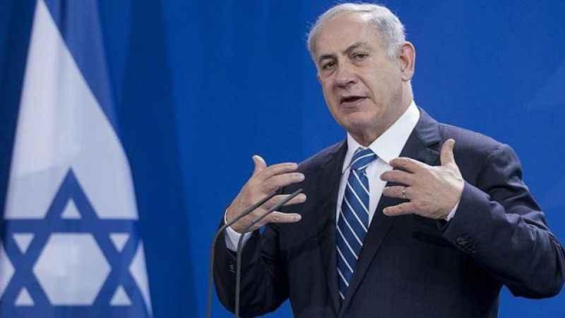 Netenyahu'dan yolsuzluk açıklaması