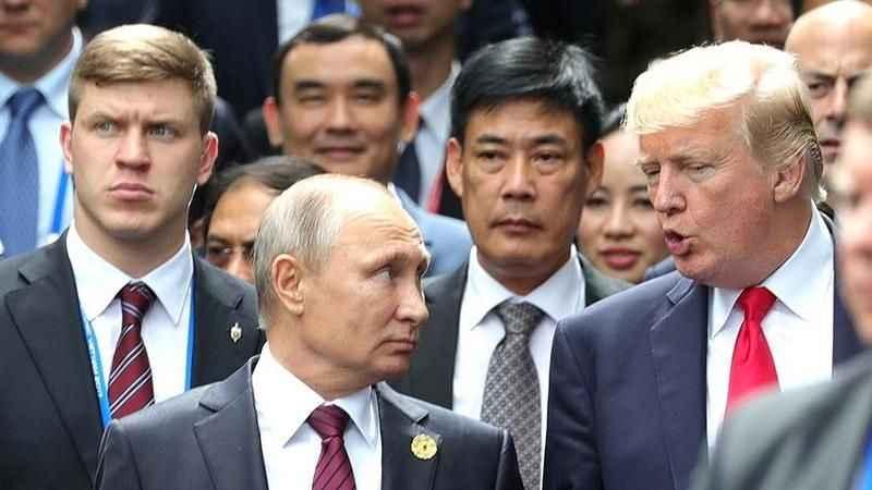 Trump: ABD seçimlerine müdahale ettin mi diye Putin'e sordum