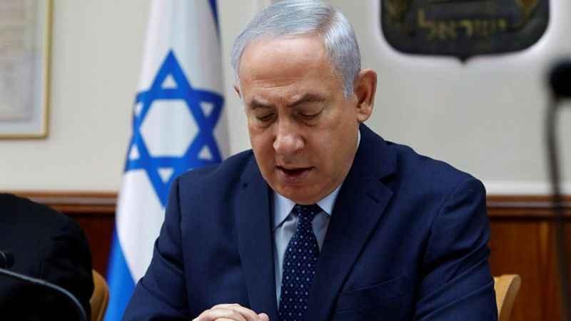 Siyonistler birbirine düştü: Netenyahu'nun evine baskın