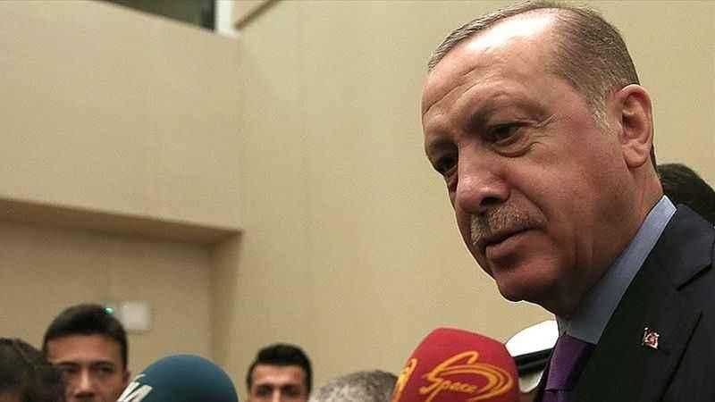 Erdoğan: Dağlık Karabağ meselesi bizim de hususi meselemiz