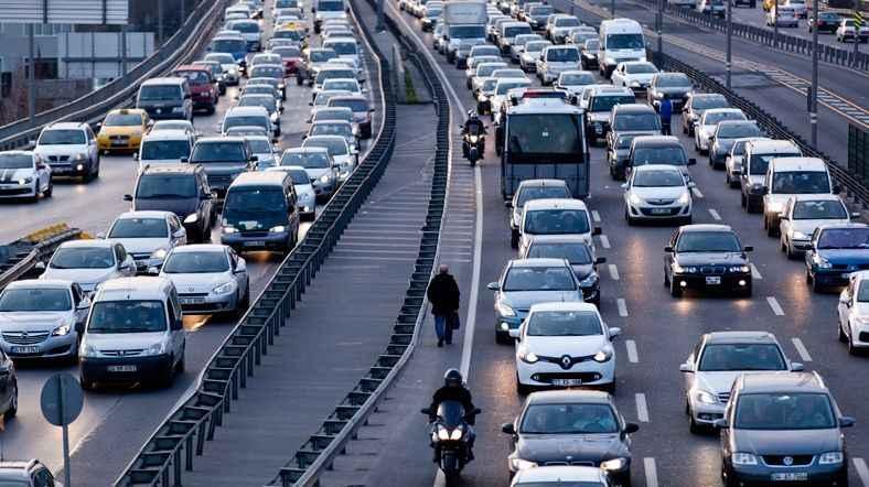 Trafiğe kaydı yapılan taşıt sayısı Temmuz'da arttı