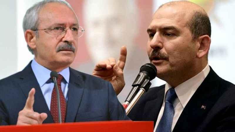Süleyman Soylu'dan 'militan' sözüne tepki
