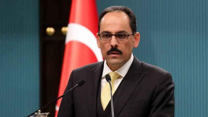 BM'nin kararına Türkiye'den ilk yorum