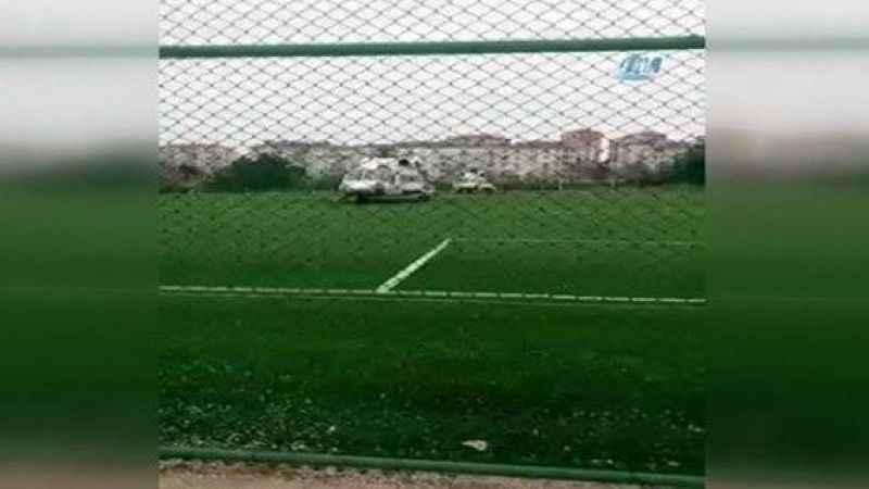 Erdoğan'ın helikopteri Zile'ye acil iniş yaptı!
