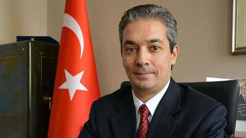 Dışişleri Bakanlığına yeni sözcü   Hami Aksoy kimdir?