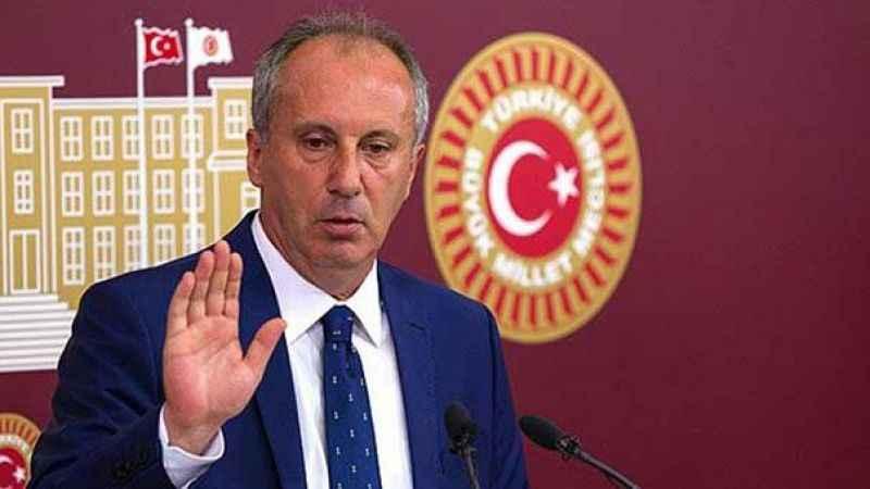 Kuracağı partide eski CHP'li sadeceMuharrem İnceolacak!