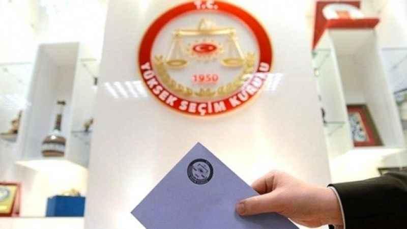 İki siyasi parti daha seçime girmeye hak kazandı... Sayı 19'a çıktı