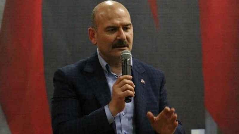 İçişleri Bakanı Soylu hakkındaki sosyal medya paylaşımına gözaltı