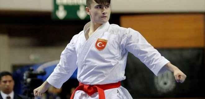 Keyda Nur Çolak ve Hasan Arslan Avrupa şampiyonu