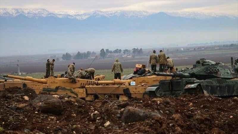 Afrin'de sıcak gelişme! Kritik köy ele geçirildi