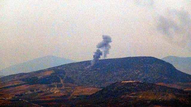 Afrin Harekatı'nda Şeyh Horoz Dağı da alındı!