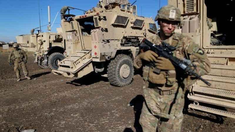Son dakika haberi... ABD askeri Irak'tan çekiliyor