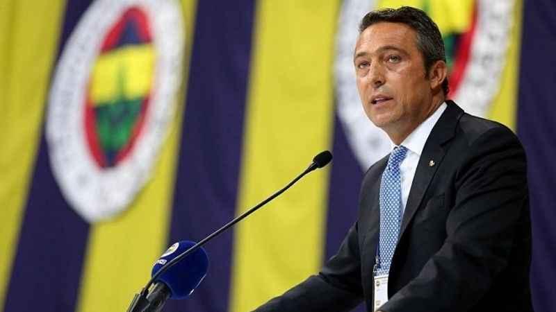 Trabzonspor maçında Ali Koç'a hakarete soruşturma