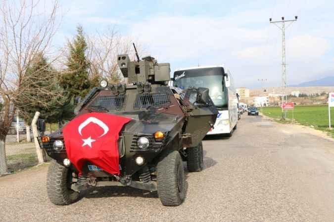 JÖH ve PÖH timleri, Afrin'e gidiyor