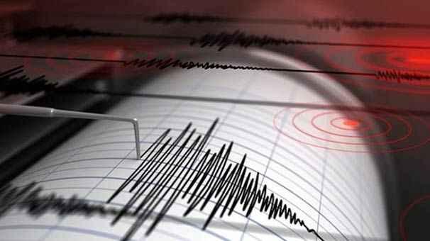 İzmir Menderes'te korkutan deprem!