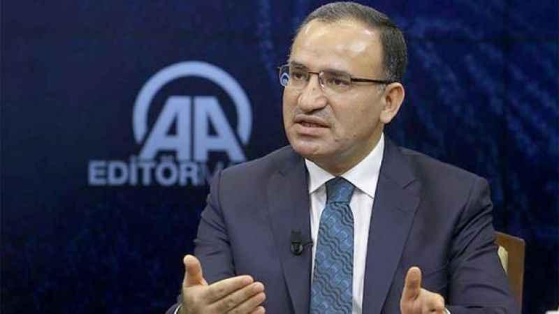 Bekir Bozdağ açıkladı... Afrin'le ilgili önemli istihbarat