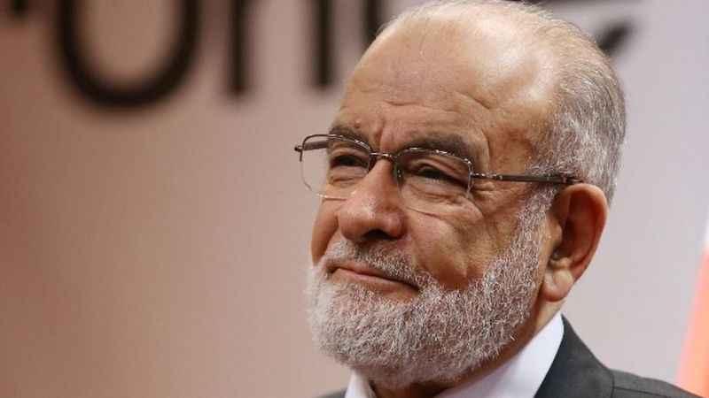 Temel Karamollaoğlu'ndan Mehmed Zahit Kotku'yu anma mesajı