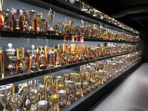 Galatasaray'ın yeni müzesi basına tanıtıldı