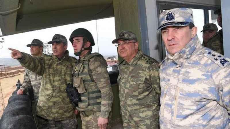 """Hulusi Akar'dan Afrin açıklaması! """"Eve dönüşler başladı"""""""