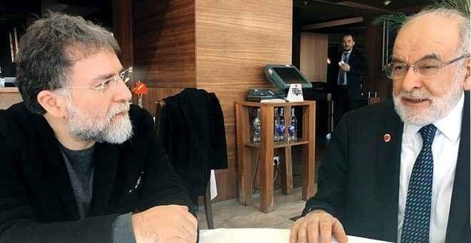 Ahmet Hakan'dan Saadet Partisi yorumu: Vay be!