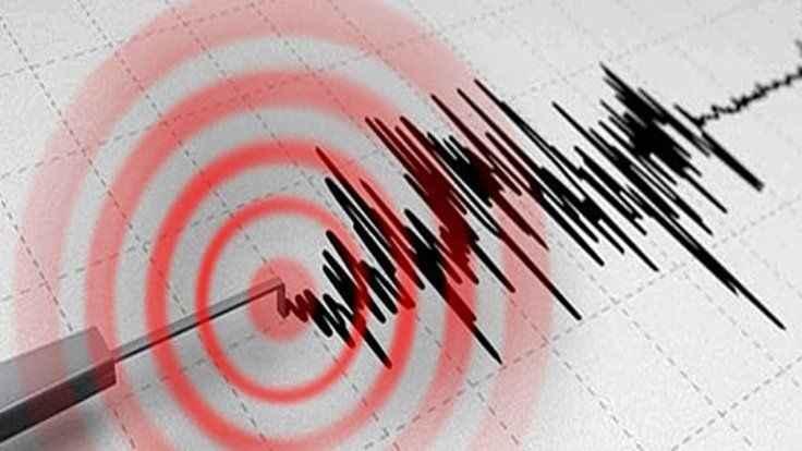Son depremler: Elazığ'da korkutan deprem