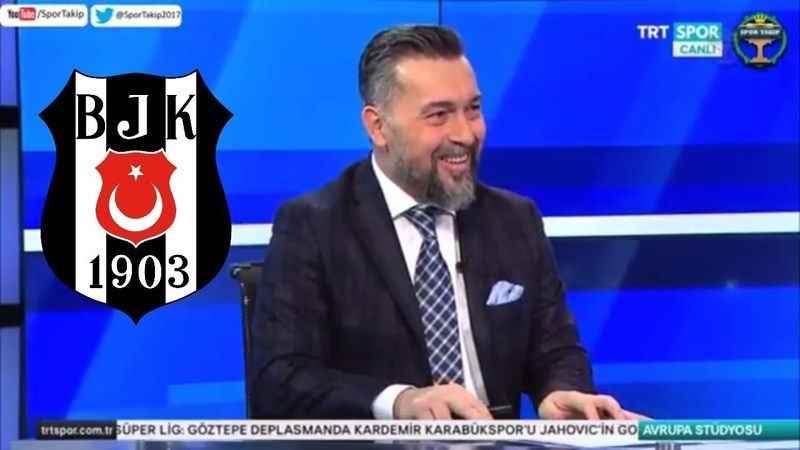 Beşiktaş Serkan Reçber ismini doğruladı! Serkan Reçber kimdir