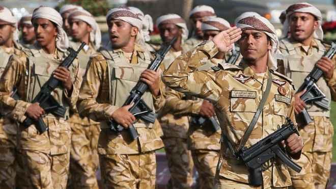 Katar'da zorunlu askerlik 12 aya çıkarıldı, kadınlara gönüllü askerlik geldi