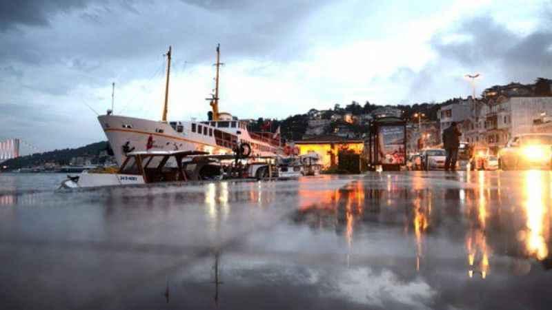 6 şubat Hava durumu! İstanbul'da bugün hava nasıl olacak?