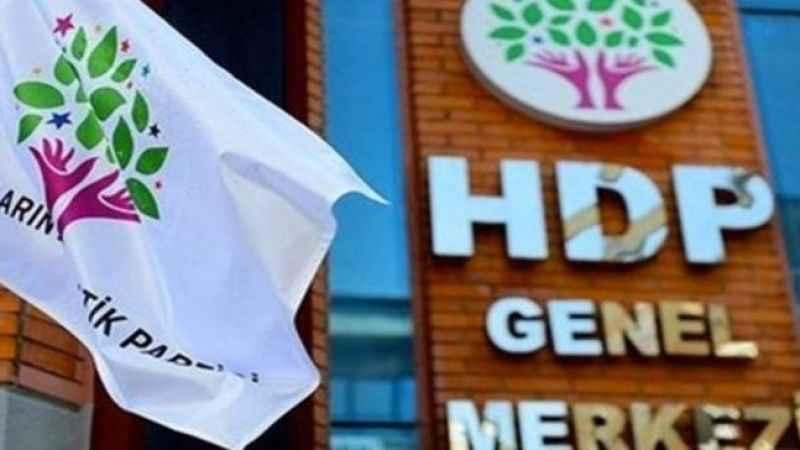 Selvi: HDP'nin kapatılması yönünde bir çalışma başlatılmış değil!