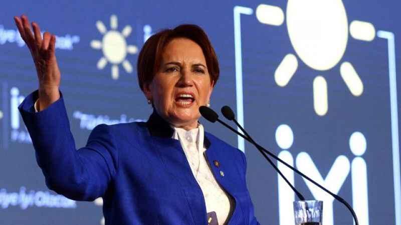 Meral Akşener'in seçim barajı önerisi ortaya çıktı!