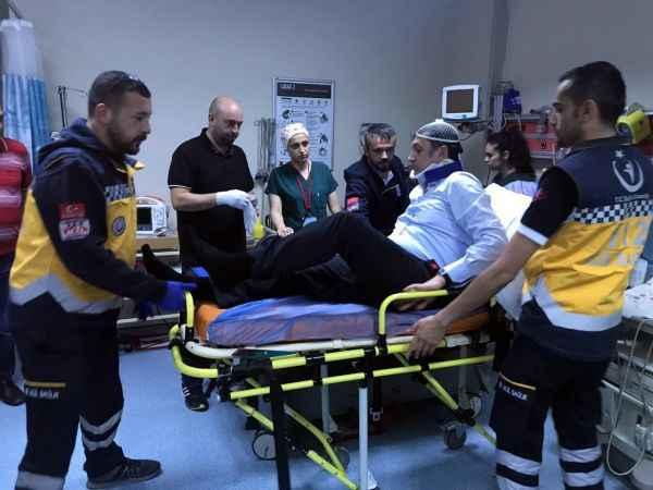 Kazada yaralanan CHP'li milletvekilleri taburcu oldu