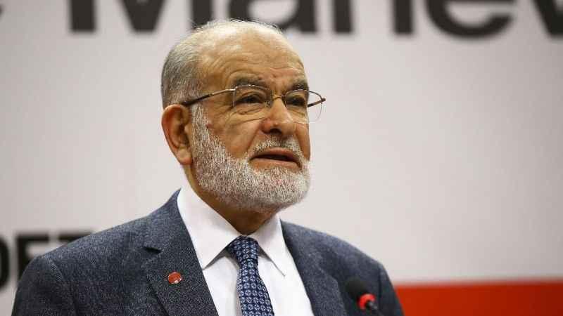 Temel Karamollaoğlu Habertürk Tv'de canlı yayın konuğu