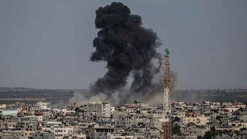 Siyonist İsrail'den hain saldırı!