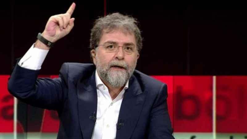 Ahmet Hakan: Rahmetli Erbakan Hoca gibi sesleniyorum Hadi oradan!