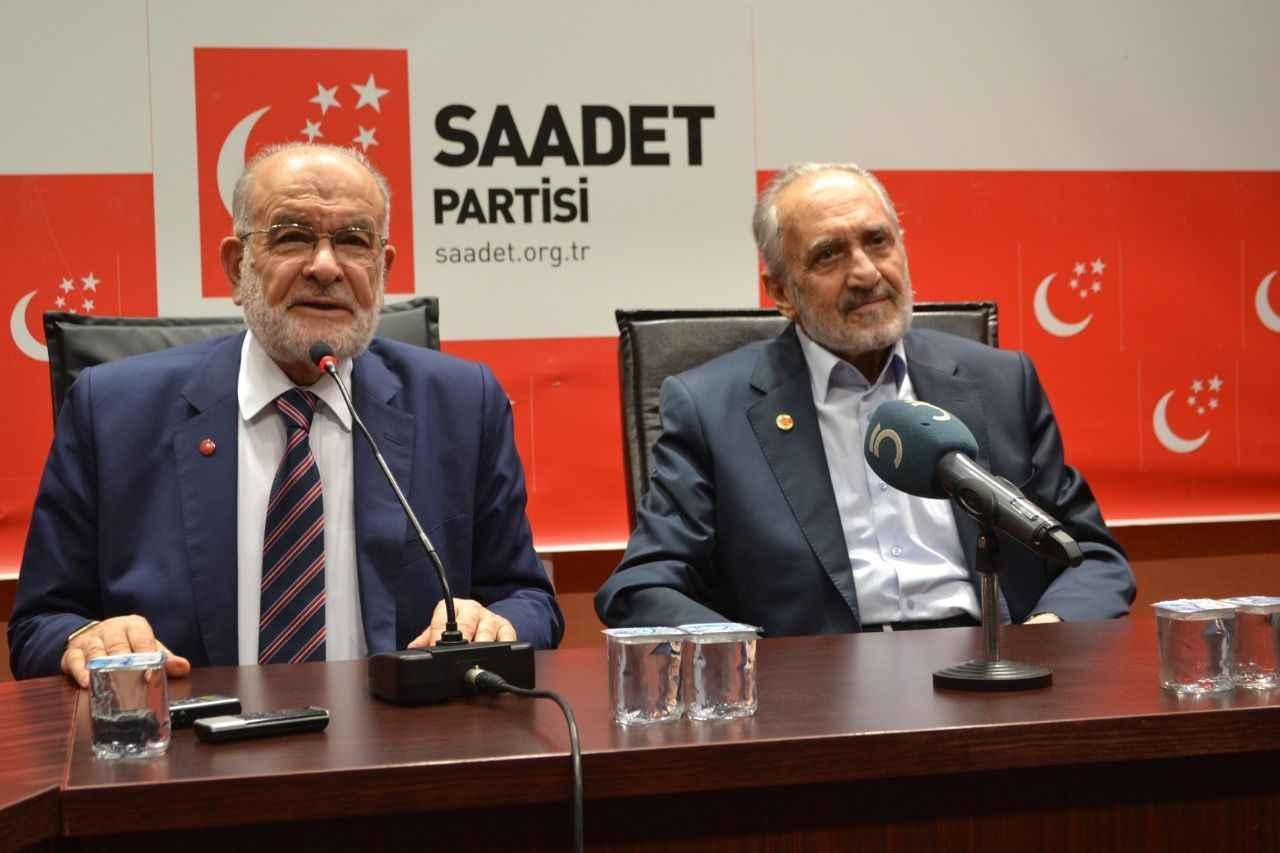 Karamollaoğlu: Barışı sağlamak bizim görevimiz - Siyaset haberleri