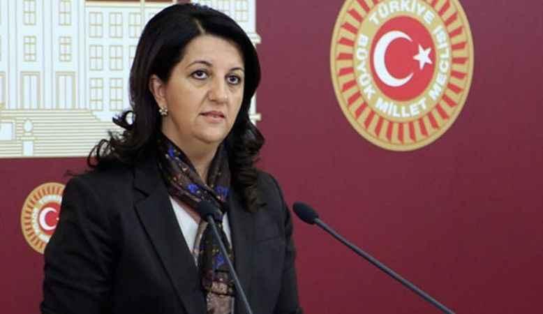 Pervin Buldan: Kapatma girişiminin hukuki dayanağı yoktur