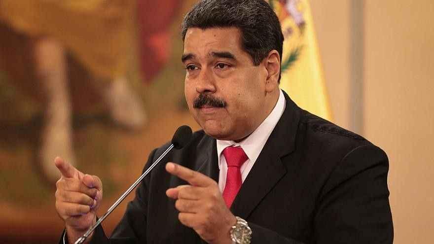 Maduro: ABD beni öldürmeye çalışıyor 74