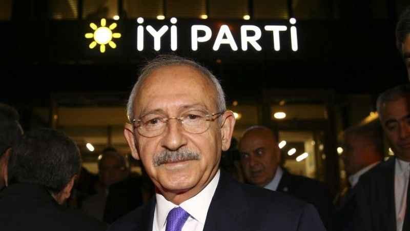 CHP Genel Başkanı Kılıçdaroğlu - İYİ Parti Genel Başkanı Akşener