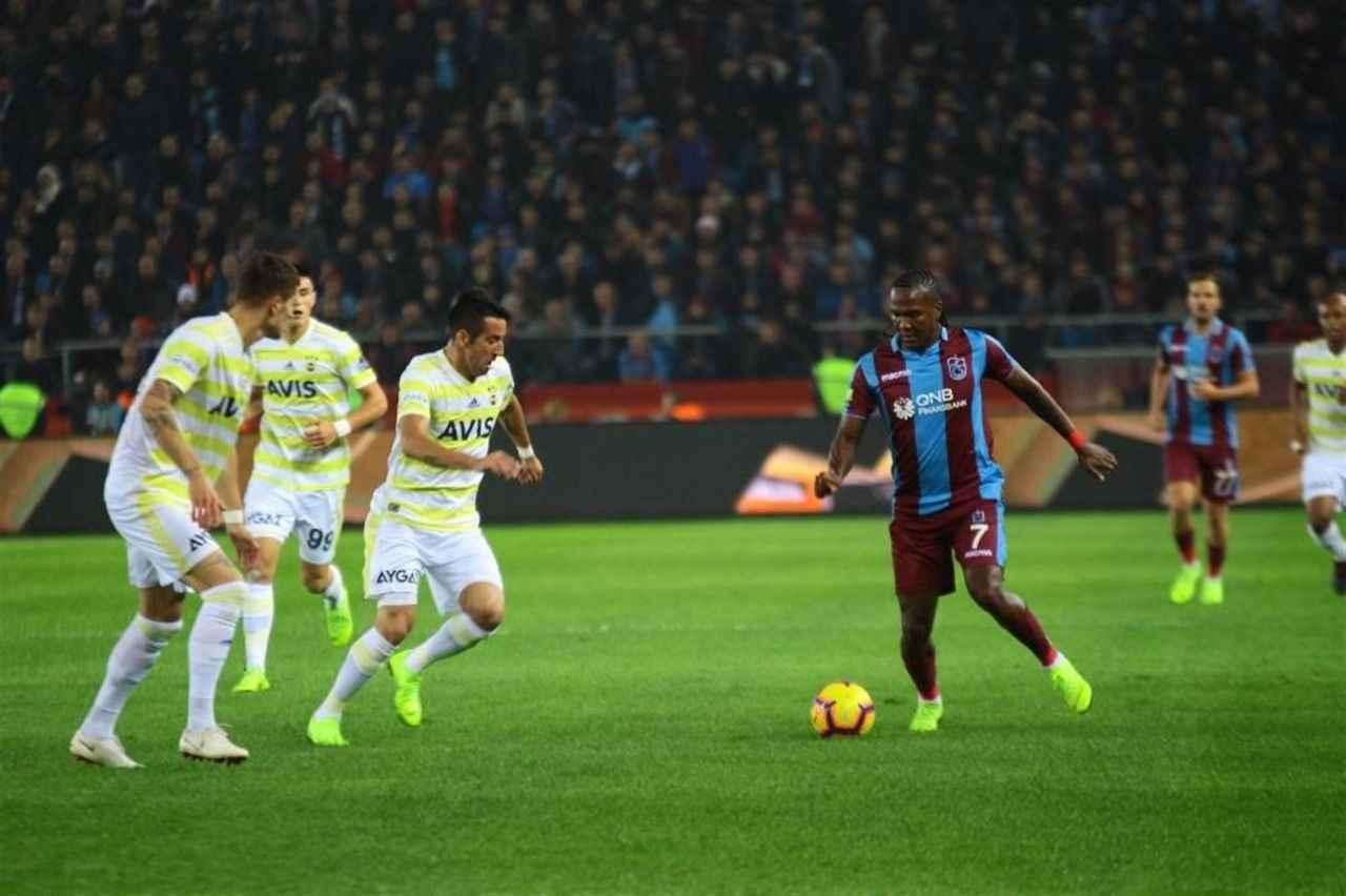 Trabzonspor, Fenerbahçeyi 8 yıl sonra 2-1 mağlup etti 67
