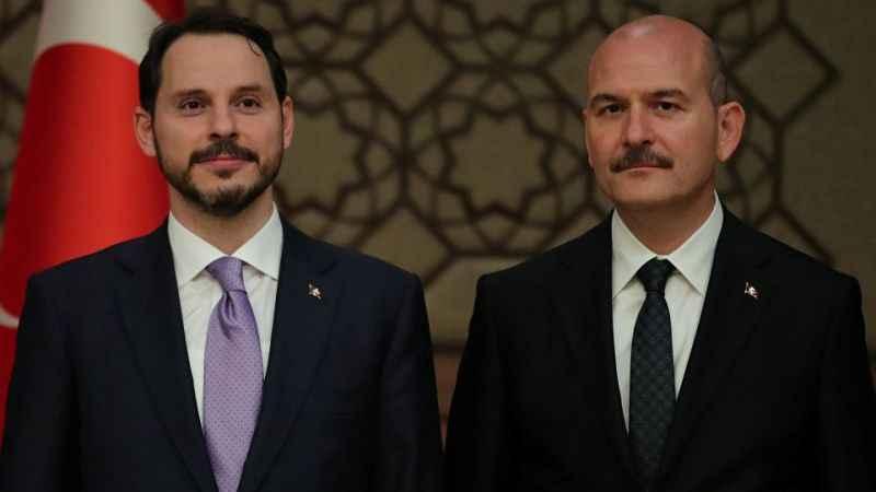 Süleyman Soylu'dan Berat Albayrak paylaşımı!